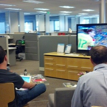 Marin Software - Watching the 2014 World Cup