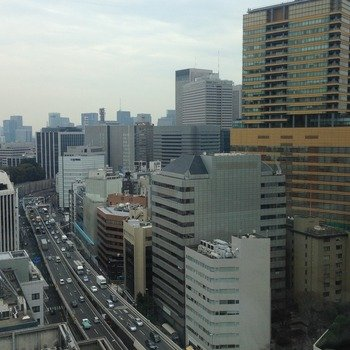 Marin Software - View from the Tokyo office