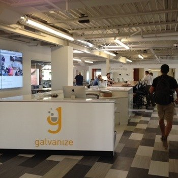 Galvanize - Inside our Boulder campus.