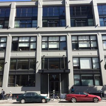 Galvanize - Front of our San Francisco campus on Howard Street.