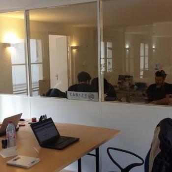 Carizy - Nos bureaux