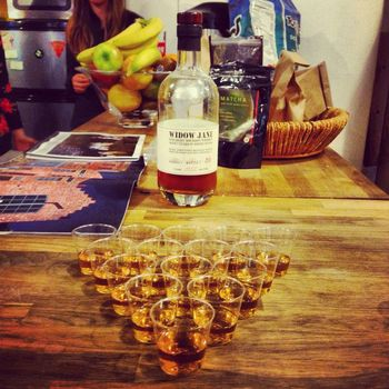 Betaworks One, Inc. - whiskey tasting by Widow Jane