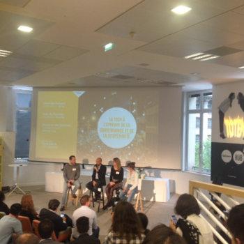 FLUICITY - Fluicity représente la Civic Tech au Hub BPI France (Mai 2016)