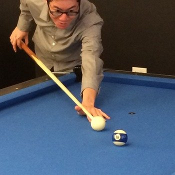 Index Systems, Inc. - We have an ongoing office tourney with a ringer or two.
