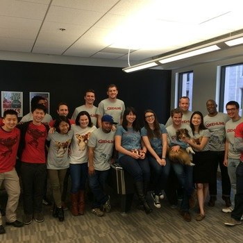 Index Systems, Inc. - Doesn't every team have matching Gremlin shirts?