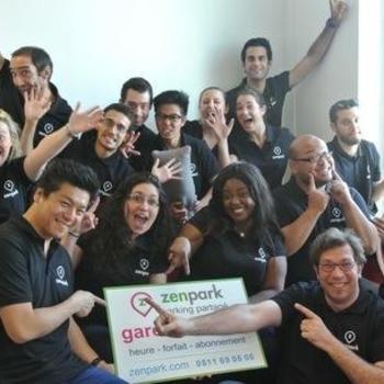 Zenpark - L'équipe