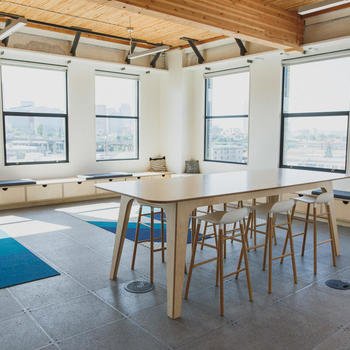 Simple Finance - Collaboration rooms