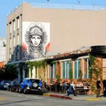 FinditParts - Our Neighborhood - Local roasted coffee, vegan restaurants, barcades and street art