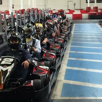 UserCare - Company outing at K1 Racing