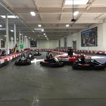 UserCare - Feeling the need for speed at K1 Racing