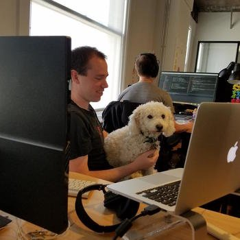 Zignal Labs, Inc. - Jeff and Milo pair programming