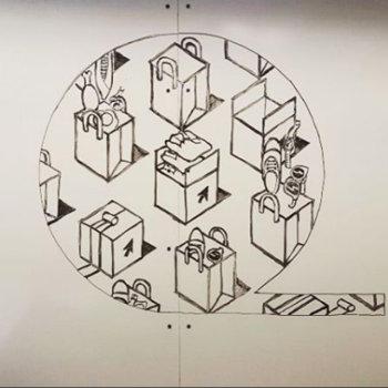 Quantcast - Employee artwork