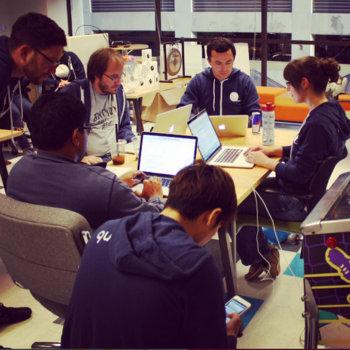Quantcast - 19 hours left in the #engineering #hackathon!