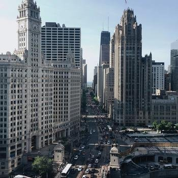 RedSky Technologies Inc - We work on the 16th floor of the historic 333 N. Michigan building.