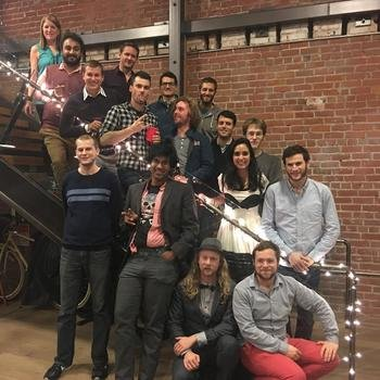Swift Navigation - 2015 Holiday Party