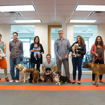 Procore Technologies - Did we mention how much we like dogs?