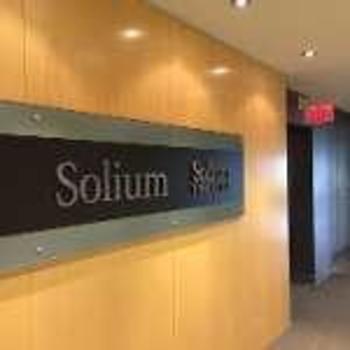 Solium - Our HQ in Calgary