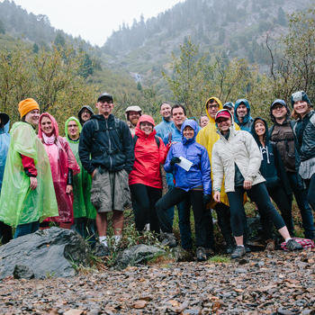 A Hundred Years - 100yrs In the Woods — Our 2015 Retreat