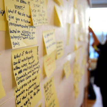 A Hundred Years - Adventures in workshopping and co-creation.