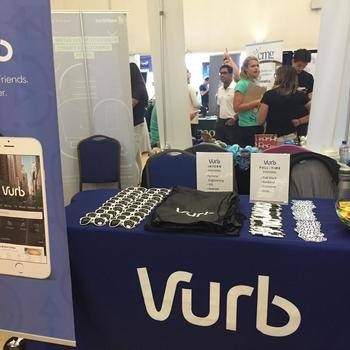 Vurb - Career fair outing