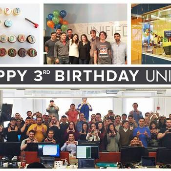 Unified - Celebrations: SF & NYC celebrating Unified's 3rd birthday