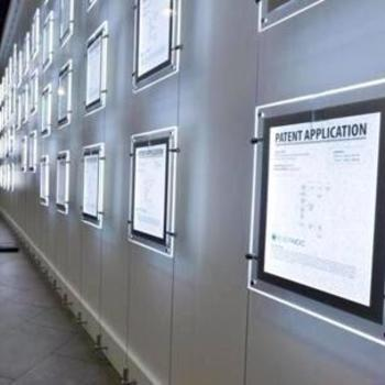 Enel X - EnerNOC Patent Wall