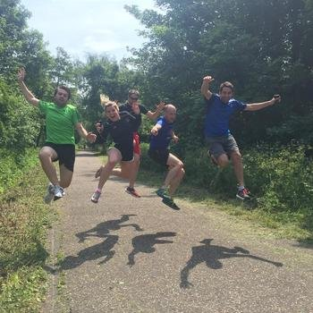 Axon Vibe - We like to run!