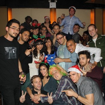 F# - Holiday party