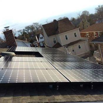 Green Street Solar Power - Powering the 5 boroughs