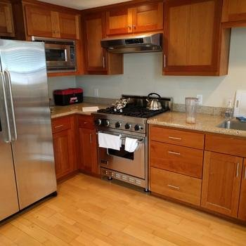 Informed - Fully stocked kitchen