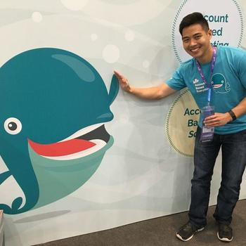 Engagio - Meet our mascot, Gio the whale.