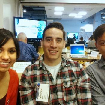 Indellient Inc. - Attending events together, like IBM's DeveloperConnect