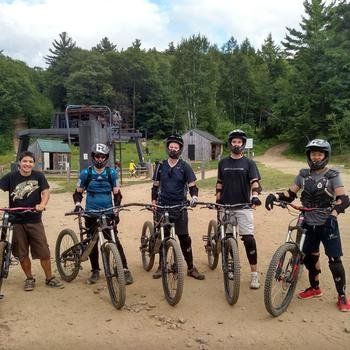 iRobot - Grab a helmet, we're going downhill mountain biking!