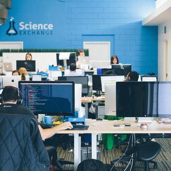 Science Exchange - Company Photo