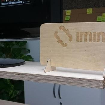 IMIN LTD - We had a standing desk phase...