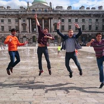 IMIN LTD - We spent some months in Somerset House