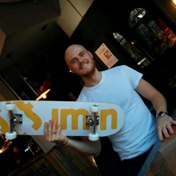 IMIN LTD - Dom's 30th Birthday present