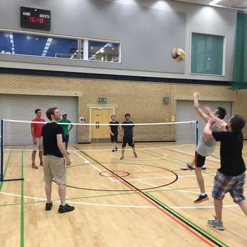 IMIN LTD - In the sports hall every other week