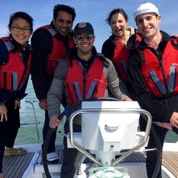 LiveRamp, Inc. - Anchors Away! Recurring Team Events
