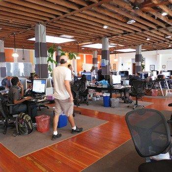ZestFinance - Open office environment