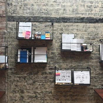 ECMC - This is our prototype museum - we show off our process and the evolution of our work.