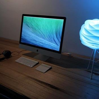 LIFX - A LIFX desk waiting for you.