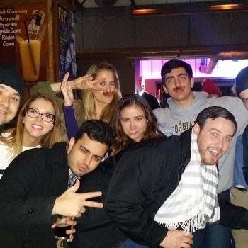 Loadsmart - We work hard, but we also love to have fun!  Improv Happy Hour!