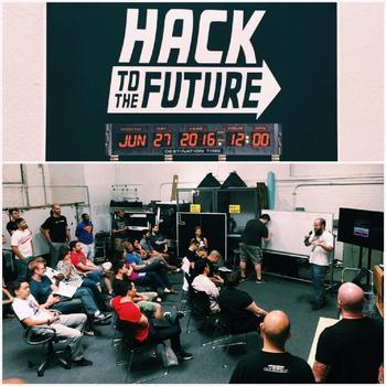 Loot Crate - Hackathon Time
