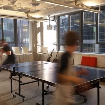 Nudge.ai - Aerobic Ping Pong