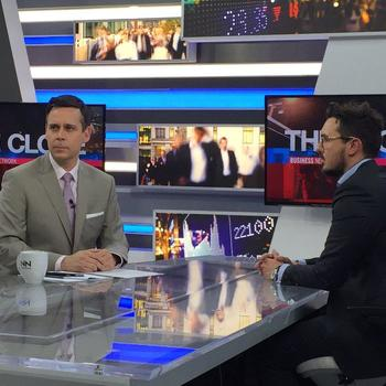 Overbond - Overbond's CEO being interviewed on BNN