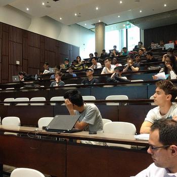 Overbond Ltd - We enjoy seeing students take interest in our Hackathons