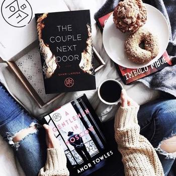 Book of the Month - More member insta favs.