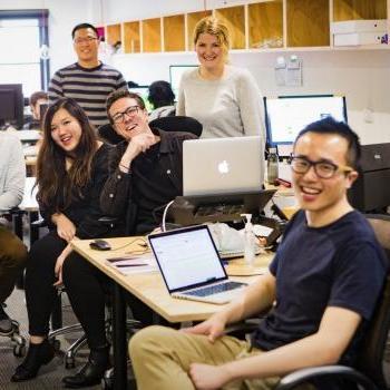 Brosa - Brosa team at our HQ (Melbourne)