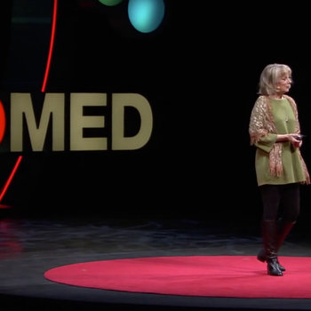 PatientsLikeMe - Sally Okun, VP Patient Advocacy and Safety speaks at TedMed2013